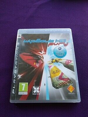 £12.50 • Buy Wipeout HD Fury PS3 Games