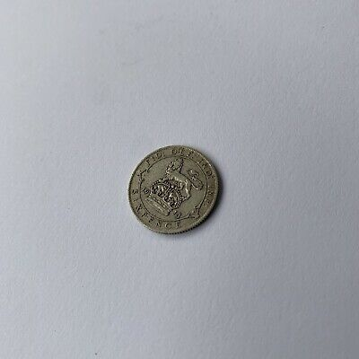 £7 • Buy 1913 Sixpence King George V .925 Silver Coin