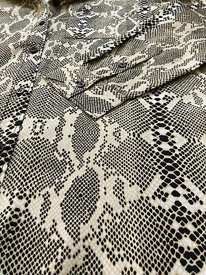 £7 • Buy French Connection Size 12 Women's Shirt Snakeskin Pattern