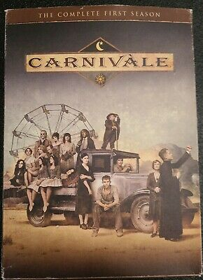 £7.31 • Buy CARNIVALE The Complete 1st / First Season DVD Set (6 Discs)