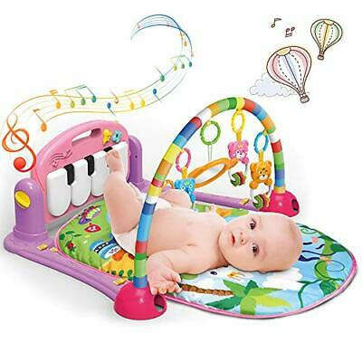 £51.99 • Buy Play Mat Newborn, Baby Kick And Play Piano Gym With Activity Centre,