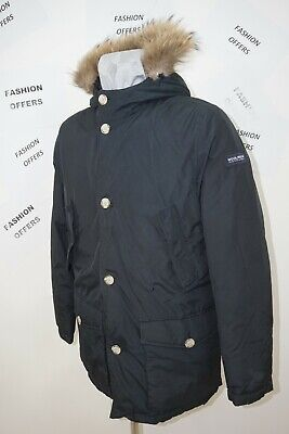 £19.99 • Buy Woolrich Womens ARCTIC Down Hooded Casual Parka Jacket Sz 16