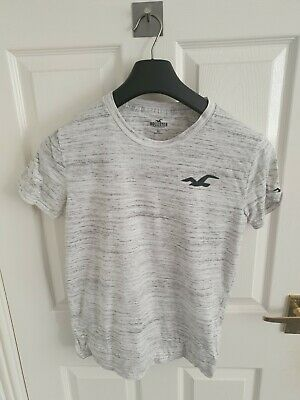 £1.99 • Buy Hollister Mens/Boys T Shirt Size X Small Muscle Fit