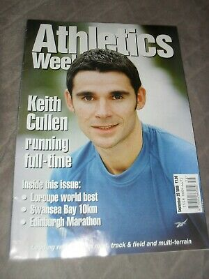 £0.65 • Buy Athletics Weekly Issue Sept 29th 1999 Keith Cullen
