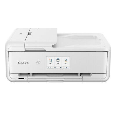 AU359.96 • Buy Canon Pixma A3 Craft Printer All-in-one Wireless Wifi Inkjet Scanner Home Office