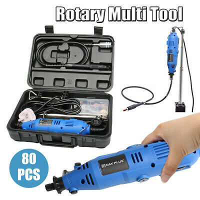 £25.70 • Buy Rotary Multi Tool Dremel Compatible Accessories Mini Drill Hobby 80pc