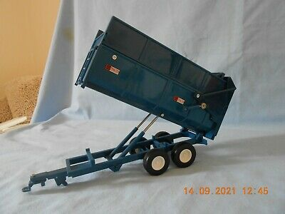 £12.50 • Buy Britains Marston Diecast Silage Trailer 1:32 Scale Has Been On Display Only