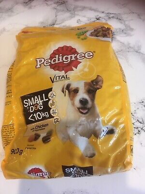 £0.99 • Buy Pedigree Vital Dry Complete Dog Food For Small Dogs Expired 1 Bag