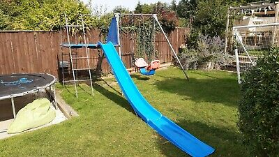 £6.90 • Buy TP Toys Climbing Frame With Slide