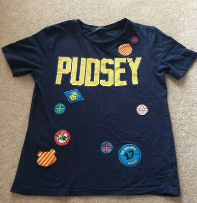 £3 • Buy Children In Need Pudsey T-shirt Age 12-13