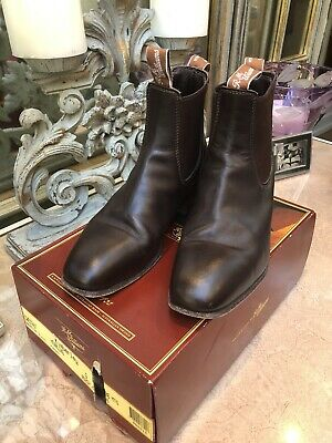 £80 • Buy RM Williams Kimberley Yearling Boots In Chestnut 39 UK 6