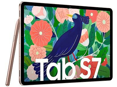 £499.99 • Buy NEW Samsung Galaxy Tab S7 11  Inch 128GB SM-T870 Android Tablet WiFi Only