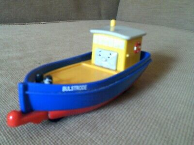 £6.50 • Buy Thomas And Friends Bulstrode Boat With Wheels (from Golden Bear)