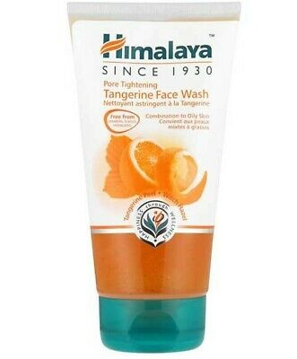 £8.96 • Buy Himalaya Pore Tightening Tangerine Face Wash For Combination To Oily Skin -150ml