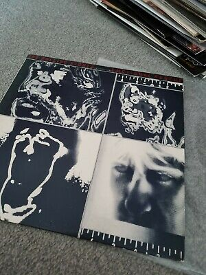£10.50 • Buy Rolling Stones Emotional Rescue Vinyl 1980 With Original Poster