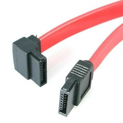 AU2.90 • Buy SATA 3 III 3.0 Data Cable 6Gbps For HDD SSD With Straight/Angle And Lead Clip