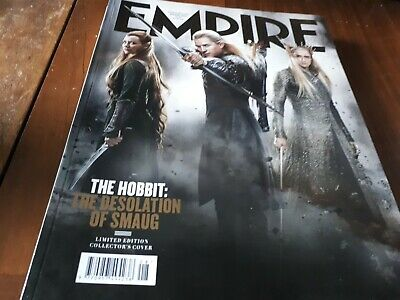 £4.99 • Buy Empire Magazine #290 August 2013 -The Hobbit Collector's Cover, The Crow