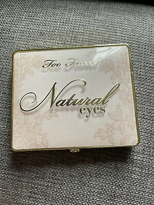£10.50 • Buy Too Faced Natural Eyes Palette