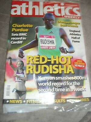 £0.99 • Buy Athletics Weekly Issue September 2nd 2010 Charlotte Purdue
