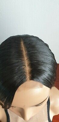£35 • Buy Synthetic Lace Parting Wig. Braided Wigs.