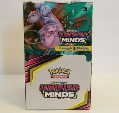 $14.99 • Buy Pokemon Unified Minds EMPTY Booster Box