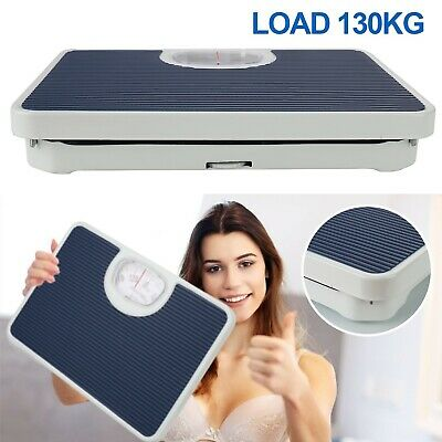 £12.99 • Buy Bathroom Scales-Accurate Mechanical Dial Weighing Scale-Measure Body Weight-Blue