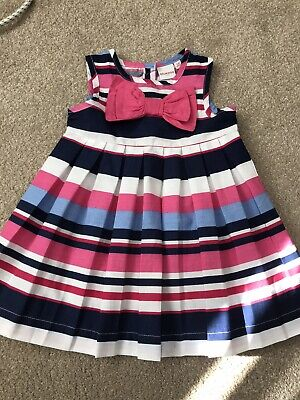 £1.20 • Buy Gorgeous Baby Girls Blue Zoo Dress From Debenhams Aged 3-6 Months Worn Once