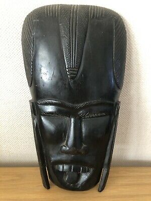 £24.99 • Buy African Mask Very Old Large And Weighty(collectable)