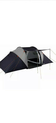 £80 • Buy Halfords 4 Person XL Tunnel Tent 2 Rooms