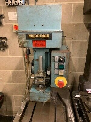 £150 • Buy Meddings TP4 Tapping Machine
