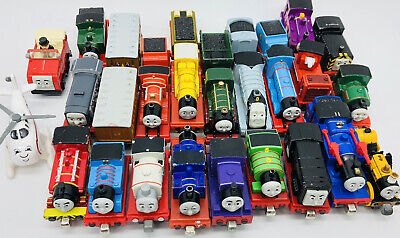 £32.73 • Buy NICE LOT 29pc Thomas & Friends Take Along Trains Tenders Mighty Mac~Belle~Whiff