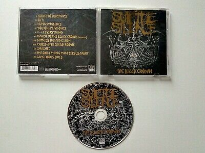 £3.42 • Buy SUICIDE SILENCE - The Black Crown (Cd) NM / Vg, Ref 9981072 [MetalCore]