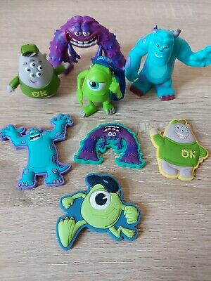 £5.99 • Buy Monsters Inc. Monsters University Figues/cake Toppers & Magnets. Mike Wazowski.