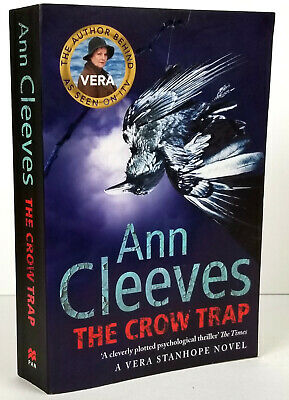 £4.36 • Buy The Crow Trap, 1st Vera Stanhope Mystery, Ann Cleeves, Pan Books 2010 UK Edition