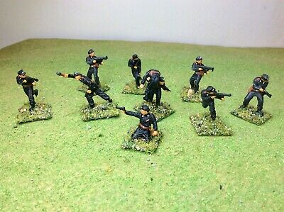 £10.99 • Buy 1/72 WW2 German Panzer Crew X 10. Mars. New. Well Painted And Based