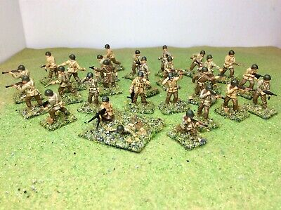 £22.99 • Buy 1/72 WW2 American Infantry X27. New. Matchbox. Well Painted And Based