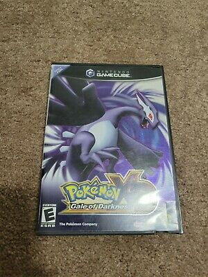 $179.99 • Buy Pokemon XD: Gale Of Darkness (Nintendo GameCube, 2005)  COMPLETE Tested Works