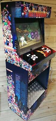 £529 • Buy Arcade Machine Cabinet 2 Player Street Fighter Pacman Space Invaders 4230 Games