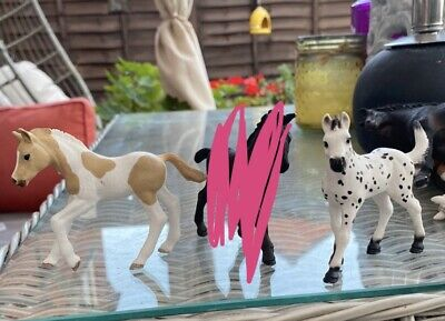 £5.99 • Buy Schleich Foal / Dun And White, Appaloosa