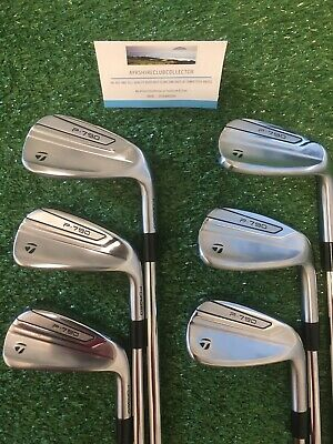 £585 • Buy Taylormade P790 Irons 6-PW & AW Dynamic Gold 105 R300 Excellent Condition