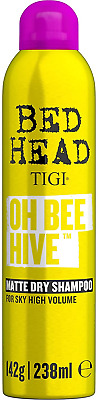 £22.67 • Buy TIGI Bed Head Oh Bee Hive Dry Shampoo For Volume And Matte Finish 238 Ml