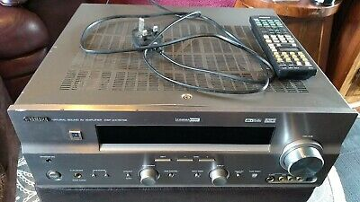 £95 • Buy Yamaha DSP-AX757SE Stereo Amplifier UK Tuned. Working. With Original Remote.