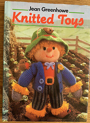 £3 • Buy Knitted Toys By Jean Greenhowe