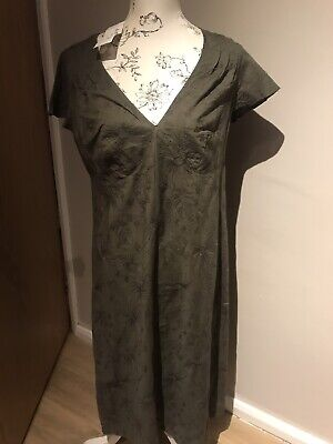 £17.99 • Buy Beautiful Cut Loose Dress Size Large New With Tags