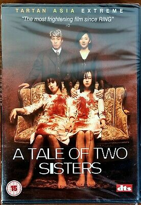 £6.95 • Buy A Tale Of Two Sisters DVD Tartan Asia Extreme Horror Korean Film Scary Movie