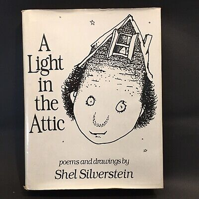 £61.83 • Buy A Light In The Attic Stated FIRST EDITION 1st Printing Shel Silverstein 1981 DJ