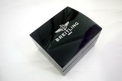 £28.36 • Buy Breitling Watch Box Wood Leather