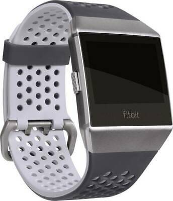 AU429 • Buy Fitbit Ionic Adidas Special Edition Smart Fitness Watch - Blue/Grey - New