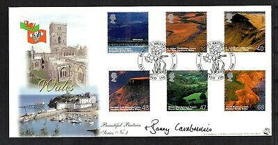 £1.99 • Buy 2004 Royal Horticultural Society Bradbury FDC - Signed By Archbishop Of Wales