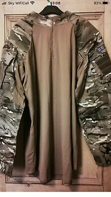 £11.80 • Buy Full MTP UBAC Shirt - Brand NEW - Size XXL 200/120 - Army Issue - SP138 Coyote